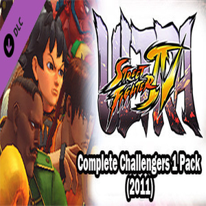 Buy USF4 Complete Challengers 1 Pack 2011 CD Key Compare Prices