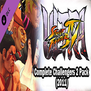USF4 Complete Challengers 2 Pack 2011