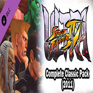 USF4 Complete Classic Pack 2011