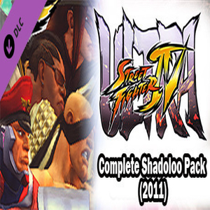 USF4 Complete Shadoloo Pack 2011