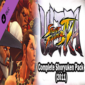 USF4 Complete Shoryuken Pack 2011