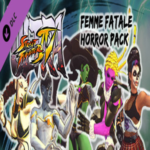 Buy USF4 Femme Fatale Horror Pack CD Key Compare Prices