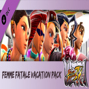 Buy USF4  Femme Fatale Vacation Pack CD Key Compare Prices