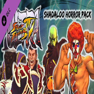 USF4 Shadaloo Horror Pack