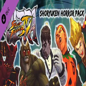 USF4 Shoryuken Horror Pack