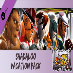 USF4 Shadaloo Vacation Pack