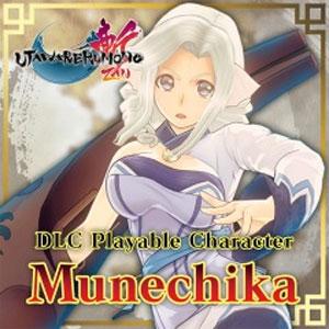 Utawarerumono ZAN Playable Character Munechika