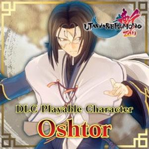 Utawarerumono ZAN Playable Character Oshtor