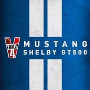 V Rally 4 Ford Shelby GT500