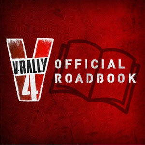 V-Rally 4 Roadbook