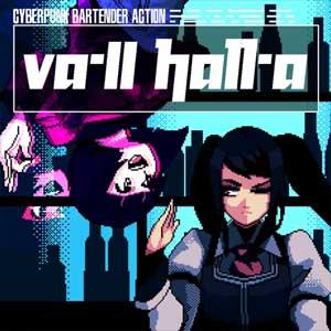 VA-11 Hall-A Cyberpunk Bartender Action
