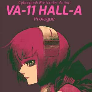 VA-11 Hall-A Cyberpunk Bartender Action