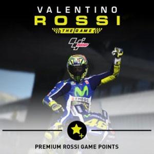 Valentino Rossi Premium Rossi Game Points