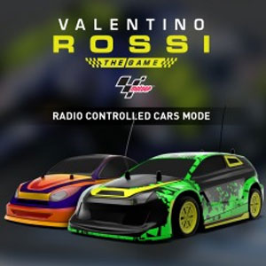 Valentino Rossi Radio Controlled Cars Mode