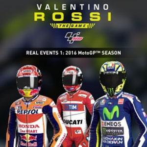 Valentino Rossi Real Events 1 2016 MotoGP Season