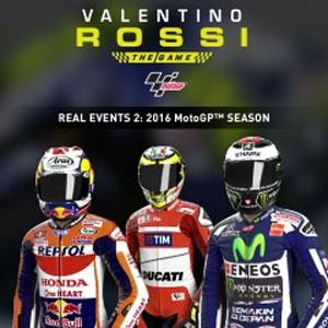 Valentino Rossi Real Events 2 2016 MotoGP Season