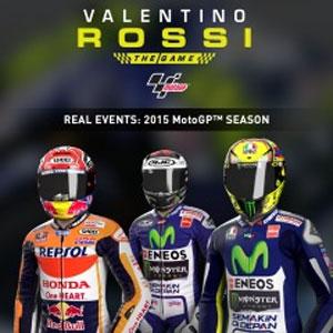 Valentino Rossi Real Events 2015 MotoGP Season