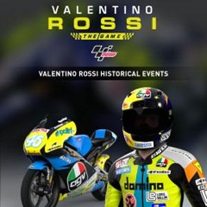 Valentino Rossi Historical Events
