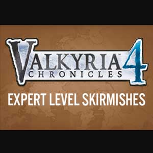 Buy Valkyria Chronicles 4 Expert Level Skirmishes CD Key Compare Prices