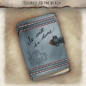 Valkyria Chronicles 4 Squad E, to the Beach