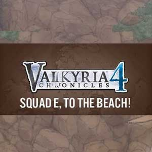 Buy Valkyria Chronicles 4 Squad E to the Beach CD Key Compare Prices