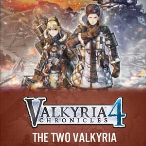 Valkyria Chronicles 4 The Two Valkyria
