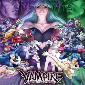 Buy Vampire Resurrection PS3 Game Code Compare Prices