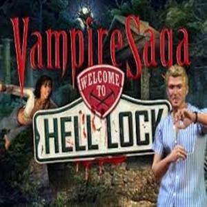 Vampire Saga Welcome to Hell Lock