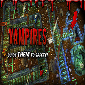 Vampires Guide Them to Safety