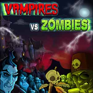 Buy Vampires vs Zombies CD Key Compare Prices