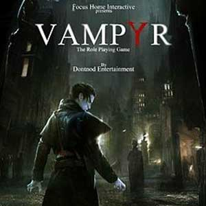 Buy Vampyr CD Key Compare Prices