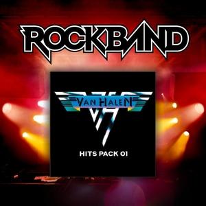Van Halen Hits Pack 01