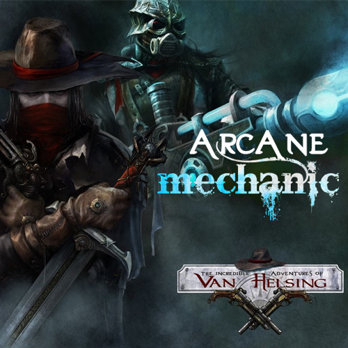 Buy Van Helsing Arcane Mechanic CD Key Compare Prices