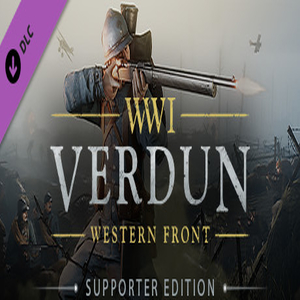 Buy Verdun Supporter Edition Upgrade CD Key Compare Prices