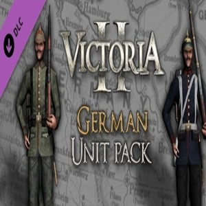 Victoria 2 German Unit Pack