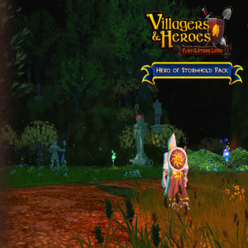 Buy Villagers and Heroes Hero of Stormhold Pack CD Key Compare Prices