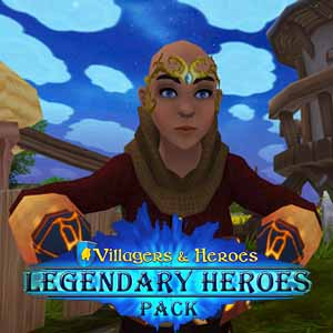 Villagers and Heroes Legendary Heroes Pack