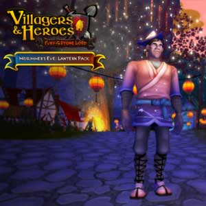 Buy Villagers and Heroes Midsummers Eve Lantern Pack CD Key Compare Prices