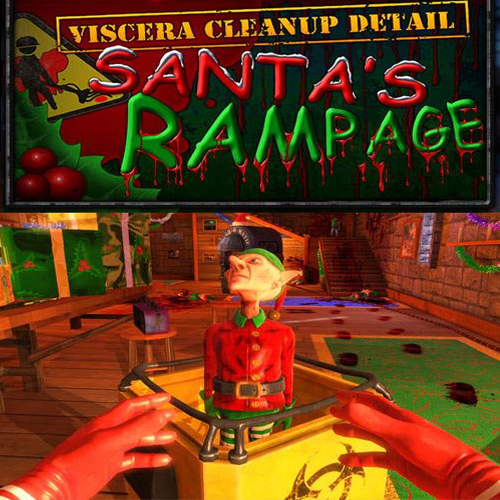 Viscera Cleanup Detail Santa's Rampage