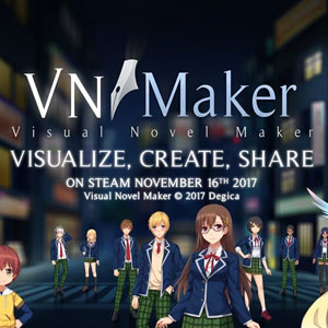 Buy Visual Novel Maker CD Key Compare Prices