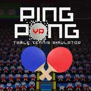 VR Ping Pong Table Tennis Simulator