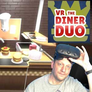 Buy VR The Diner Duo CD Key Compare Prices