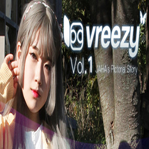 vreezy Girl's Pictorial Story Vol.1