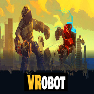 VRobot VR Giant Robot Destruction Simulator