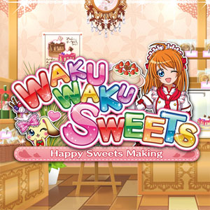 Buy WAKU WAKU SWEETS Happy Sweets Making Nintendo 3DS Compare Prices