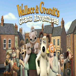 Wallace & Gromits Grand Adventures