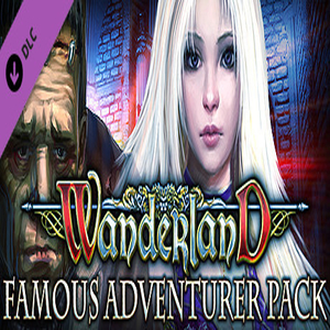 Wanderland Famous Adventurer Pack