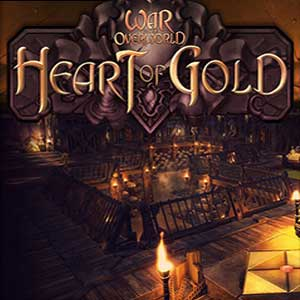 War for the Overworld Heart of Gold