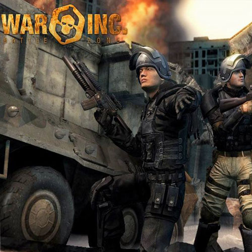 Buy War Inc Arsenal CD Key Compare Prices