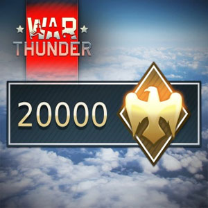 War Thunder 20000 Golden Eagles